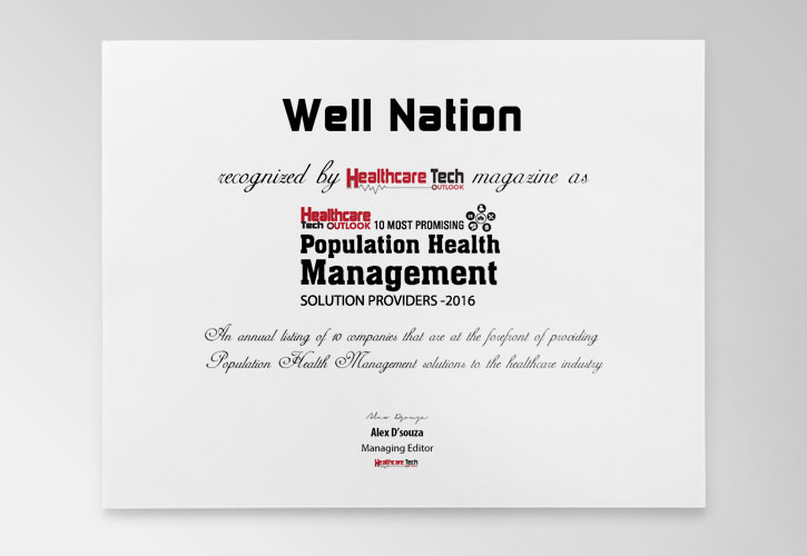 10 Most Promising Population Health Management Solutions