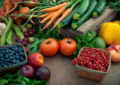 September is Fruit and Veggie Month!